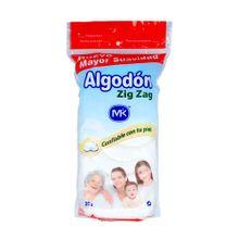 Algodon MK zig zag x25 g