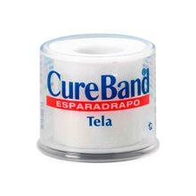 Esparadrapo cure band TECNOQUIMICAS 1 x1 yd