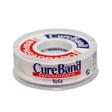 Esparadrapo cure band TECNOQUIMICAS 1/2 x 5 yd