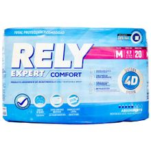 Pañal RELY adulto medio export confort x20 unds