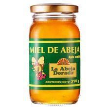 Miel de abeja LA ABEJA DORADA x310 g