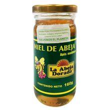Miel de abeja LA ABEJA DORADA x160 g