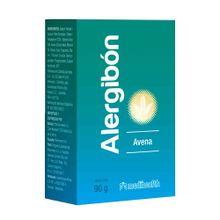 Alergibon SCANDINAVIA jabón de avena x90 g