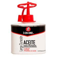 Aceite 3 EN UNO lubricante x30 ml