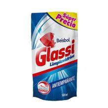 Limpiavidrios antiempañante GLASSI x500 ml
