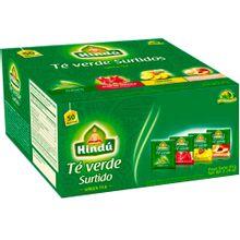 Té verde HINDÚ surtido x50 unds