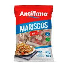 Mix de mariscos ANTILLANA x500 g