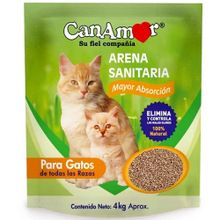 Arena CANAMOR x4 kg