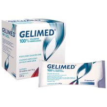 Gelimed NOVAMED 100% colágeno hidrolizado x10 g