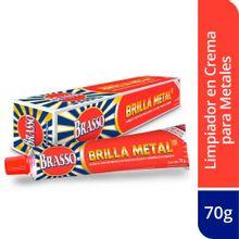 Brilla metal BRASSO x70 g