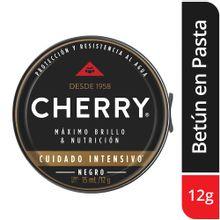 Betún CHERRY negro x12 g