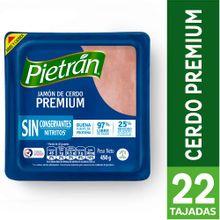 Jamón PIETRAN premium x450 g