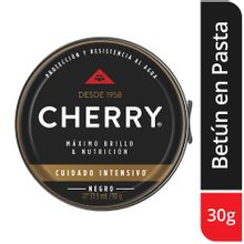 Betún CHERRY negro x30 g