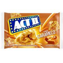 Crispeta ACT II caramelo x161 g