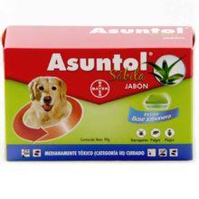 Jabón para perro ASUNTOL sábila x90 g