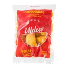 Empanada LA ALDEA pequeña 20 unds x400 g