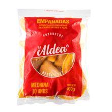 Empanada LA ALDEA grande x400 g