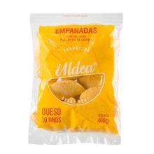 Empanada LA ALDEA con queso x400 g