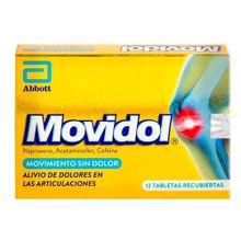 Movidol LAFRANCOL x12 tabletas