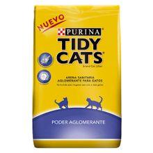 Arena para gato TIDY CATS poder aglomerante x4000 g