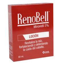 Renobell LICOL loción 5% x60 ml