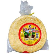 Arepa RICAMAS queso mantequilla x350 g