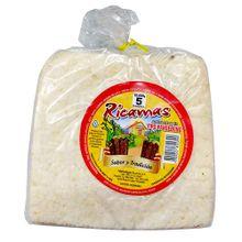 Arepa RICAMAS pandebono con queso 5 unds x400 g