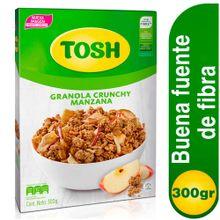 Cereal granola TOSH manzana x300 g