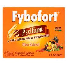 Fybofort NATURAL FRESHLY psyllium x12 sobres