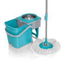 Trapero giratorio 360 Stainless mop 2 mopas Energy Plus - Envío gratis