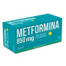 Metformina 850mg LAPROFF x300 tabletas