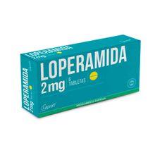 Loperamida 2mg LAPROFF x6 tabletas