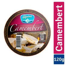 Queso ALPINA camembert x120 g