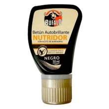 Crema nutridora BUFALO negra autobrillante x50 ml