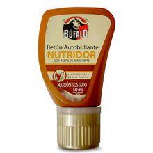 Crema nutridora BUFALO marron tostado autobrillante x50 ml