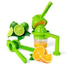 Exprimidor de cítricos naranja, mandarina + Exprimidor de Limón Chef Master