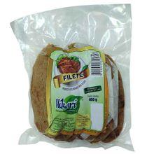 Filete HIKARI carne vegetariano base de soya x400 g