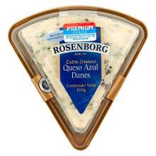 Queso ROSENBORG azul danes x100 g