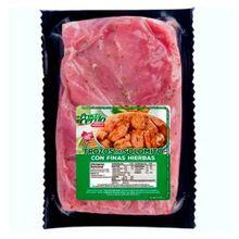 Solomito cerdo pimenton CERVALLE empacado al vacio