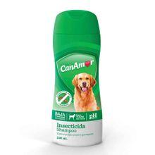 Shampoo insecticida CANAMOR para perro x230 ml