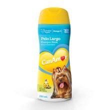 Shampoo rinse para perro CANAMOR 2en1 x230 ml