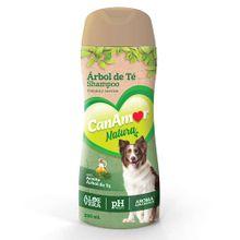Shampoo CANAMOR árbol de té para perros y gatos x230 ml