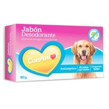 Jabón desodorante para perro CANAMOR x90 g